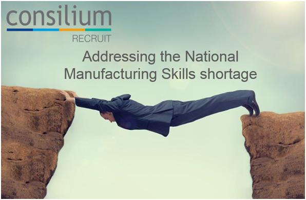 Consilium Recruit Launches Free Workshops to help combat the Manufacturing Skills Shortage