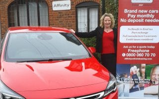 Affinity Car Leasing in the fast lane after upgrading to superfast broadband