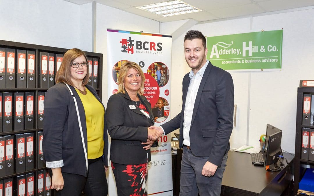 Loan Fund Boosts Growing Worcestershire Accountancy Firm