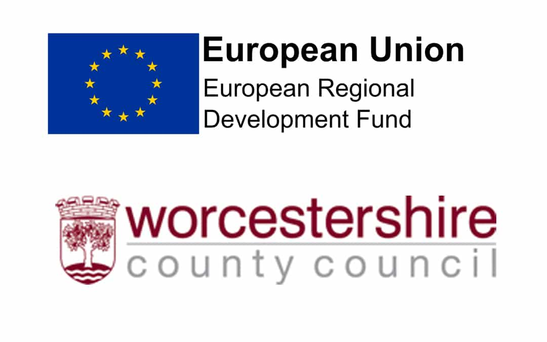 WORCESTERSHIRE EUROPEAN REGIONAL DEVELOPMENT FUND TECHNICAL ASSISTANCE