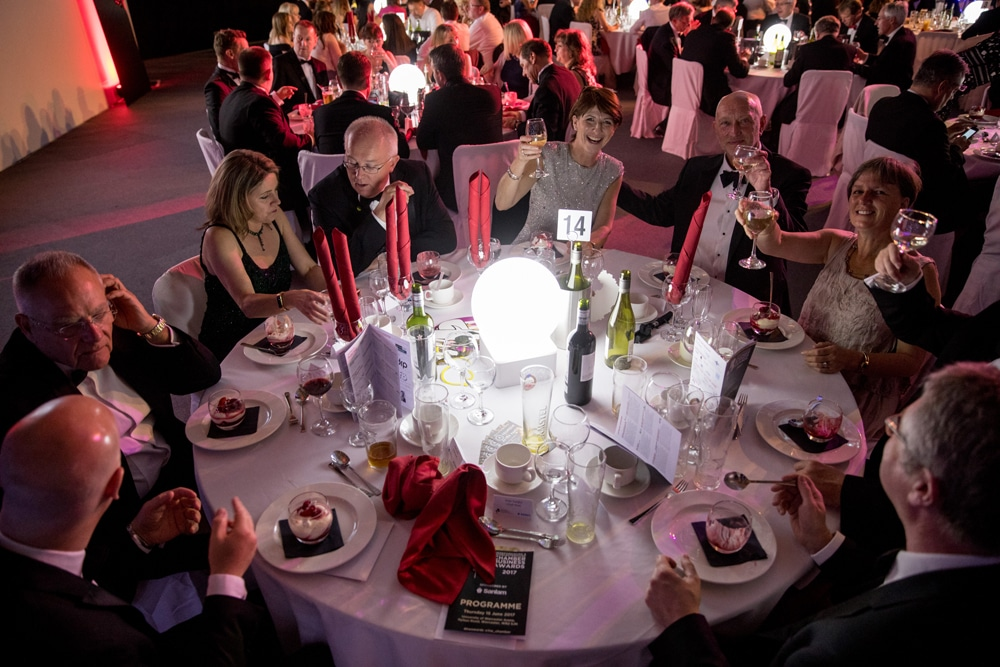 EXCELLENCE CELEBRATED AT HEREFORDSHIRE AND WORCESTERSHIRE BUSINESS AWARDS