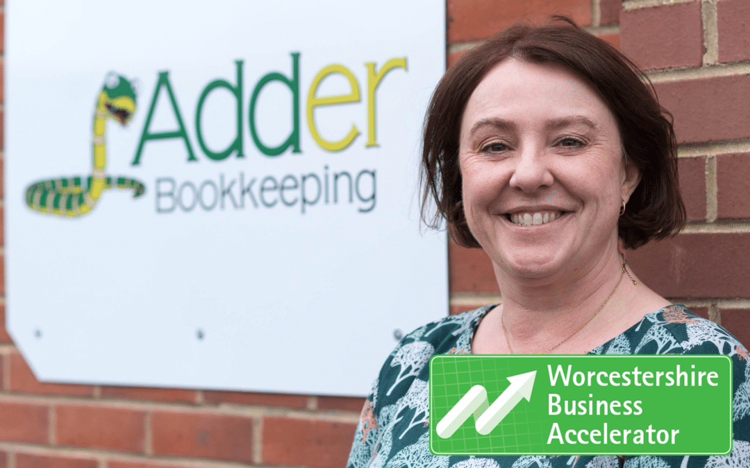 With help from WBA support, Adder Bookkeeping was able to invest in 'crucial business development activity'