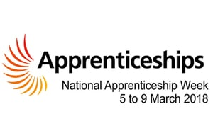 National Apprenticeship Week 2018 #NAW2018