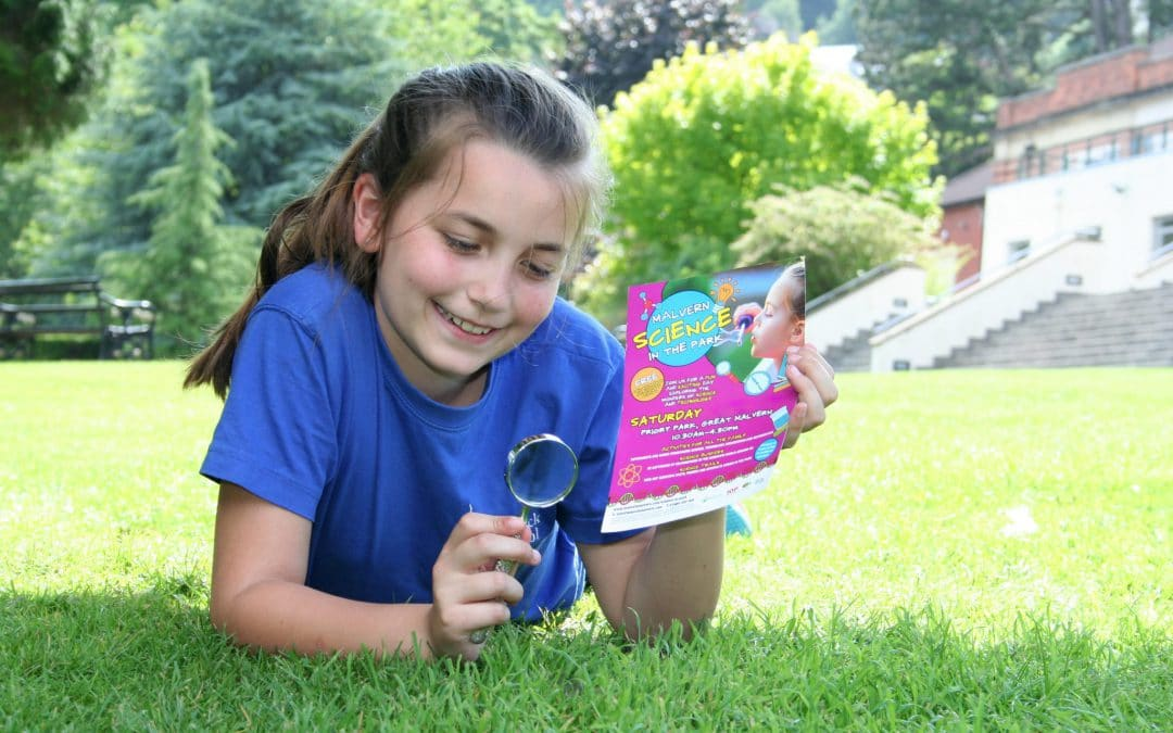 Budding scientists can enjoy fun-filled day of alfresco experiments