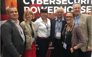 Midlands and Maryland: Mission Success at Infosecurity Europe.