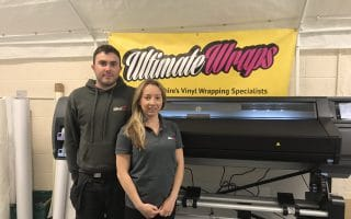 Vinyl company wraps up LEADER grant