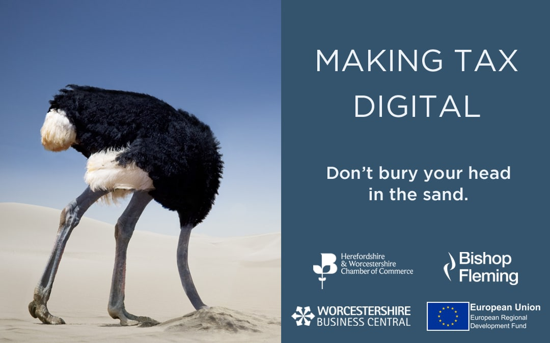 Businesses invited to attend Making Tax Digital event