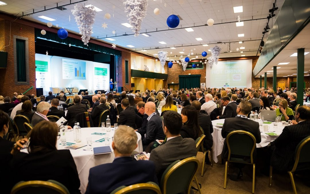 Limited spaces remaining for Worcestershire LEP's 2018 Annual Conference