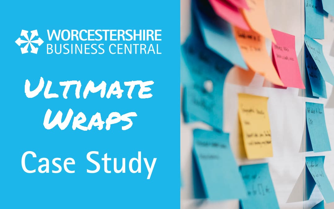 Worcestershire Business Central Case Study – Ultimate Wraps