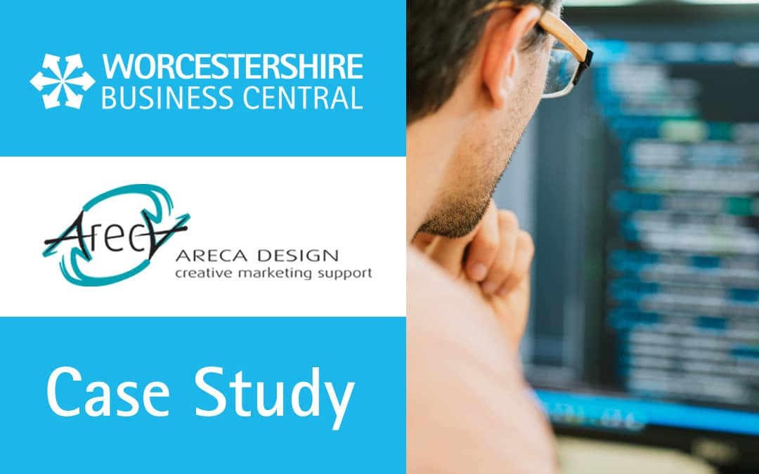 Grant Funding Enables Digital Marketing Innovations for Areca Design