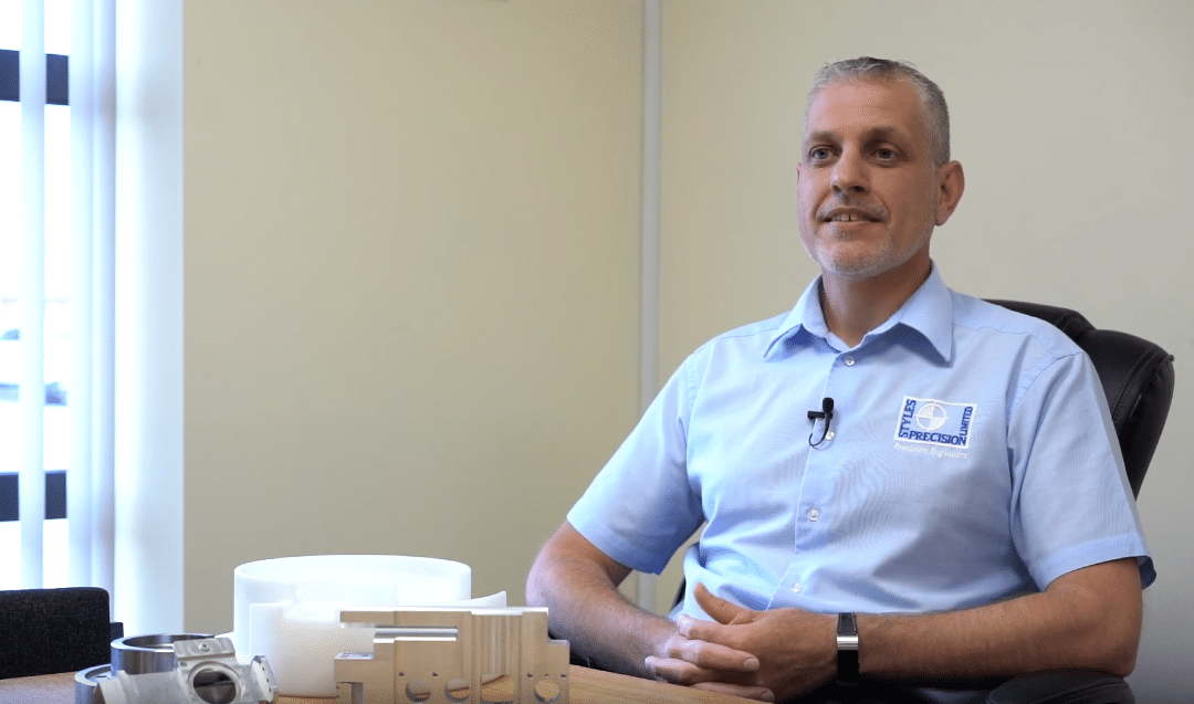 Styles Precision set to save £2,000 a year on their bills thanks to Business Energy Efficiency Programme