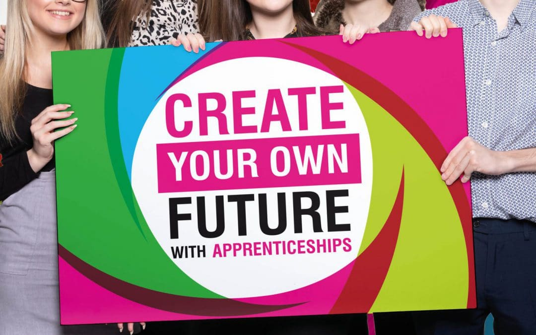 Worcestershire's business community is getting involved with National Apprenticeship Week