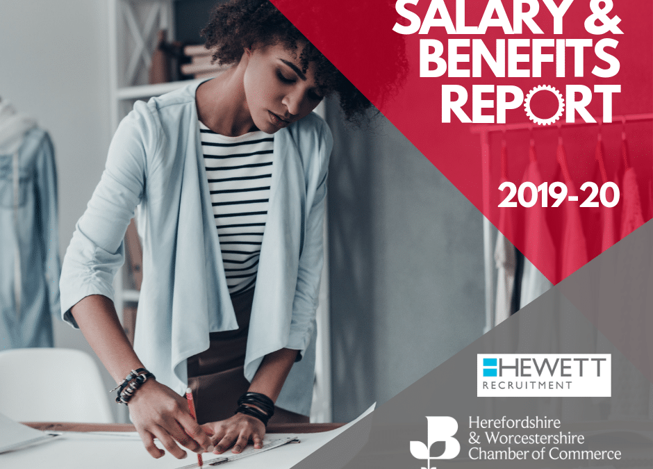 Improve your staff recruitment and retention with the Salary & Benefits 2019/20 benchmarking report, in partnership with Hewett Recruitment
