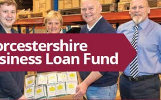 Join us to celebrate the launch of the Worcestershire Business Loan Fund