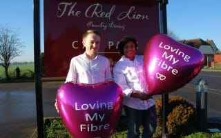 Worcestershire businesses loving the benefits of fibre broadband