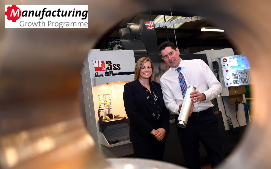 Turbo charged expansion for Redditch manufacturer