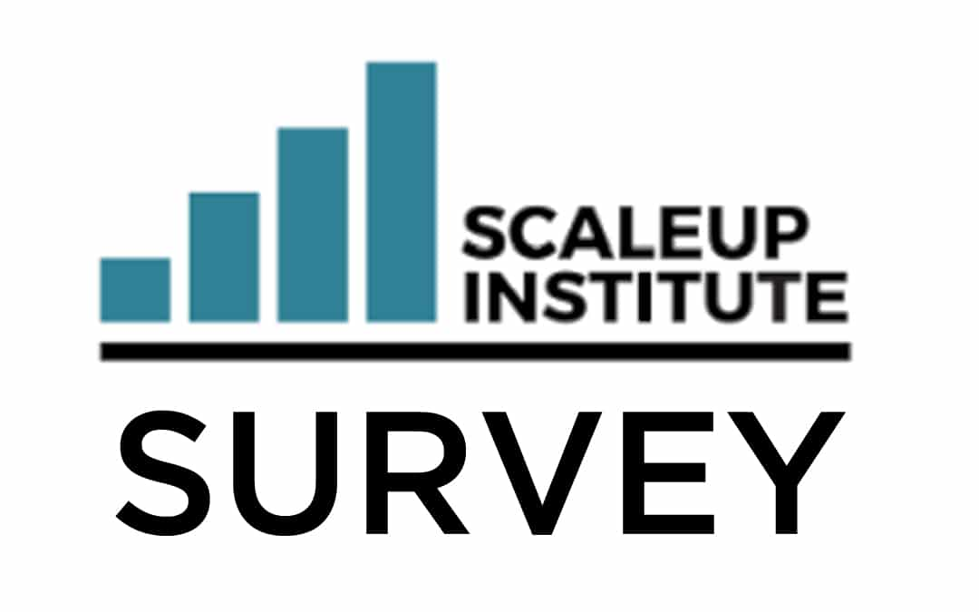 Take Part in the Scaleup Institute Survey