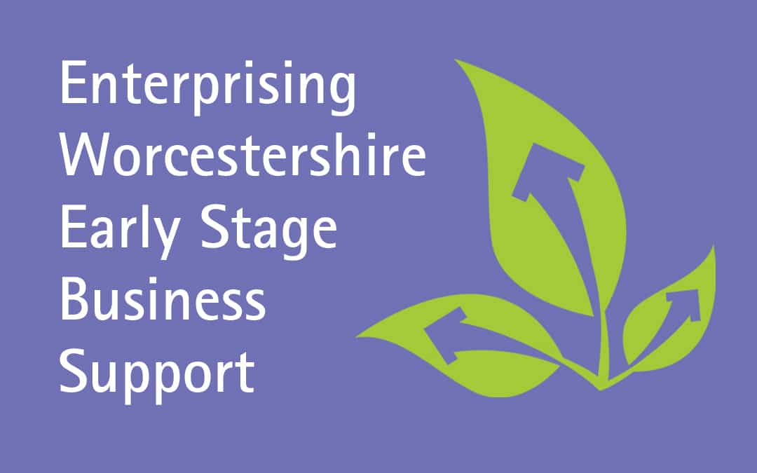 Enterprising Worcestershire Launches Free Post Start Business Support Workshops