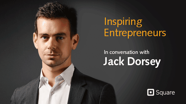 Inspiring Entrepreneurs – in conversation with Jack Dorsey