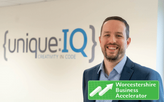 WBA support received by Unique IQ has 'injected a huge boost into the company'