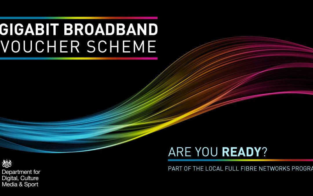 Businesses urged to claim £2500 voucher for broadband boost