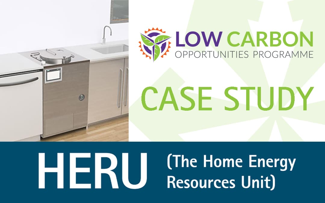 Low Carbon Grant Supports HERU to Grow