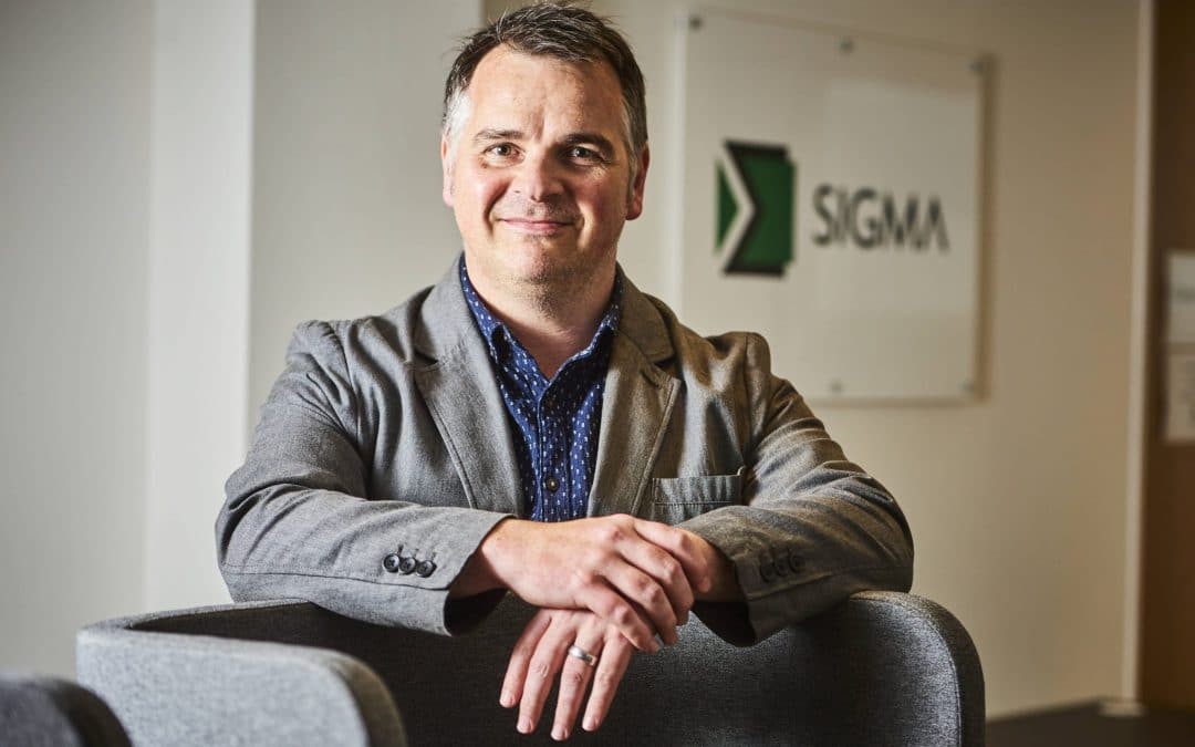 Redditch firm Sigma steps up growth plans through senior appointment