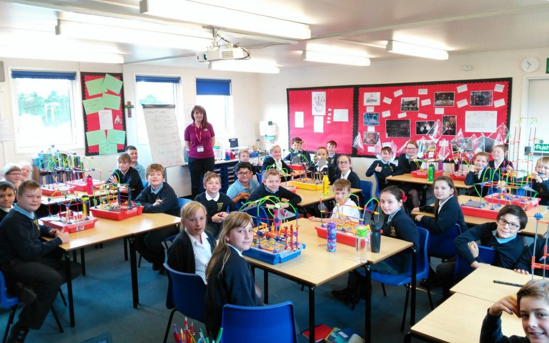 'Worcestershire Primary STEM Challenge' proving to be a success among county's school children