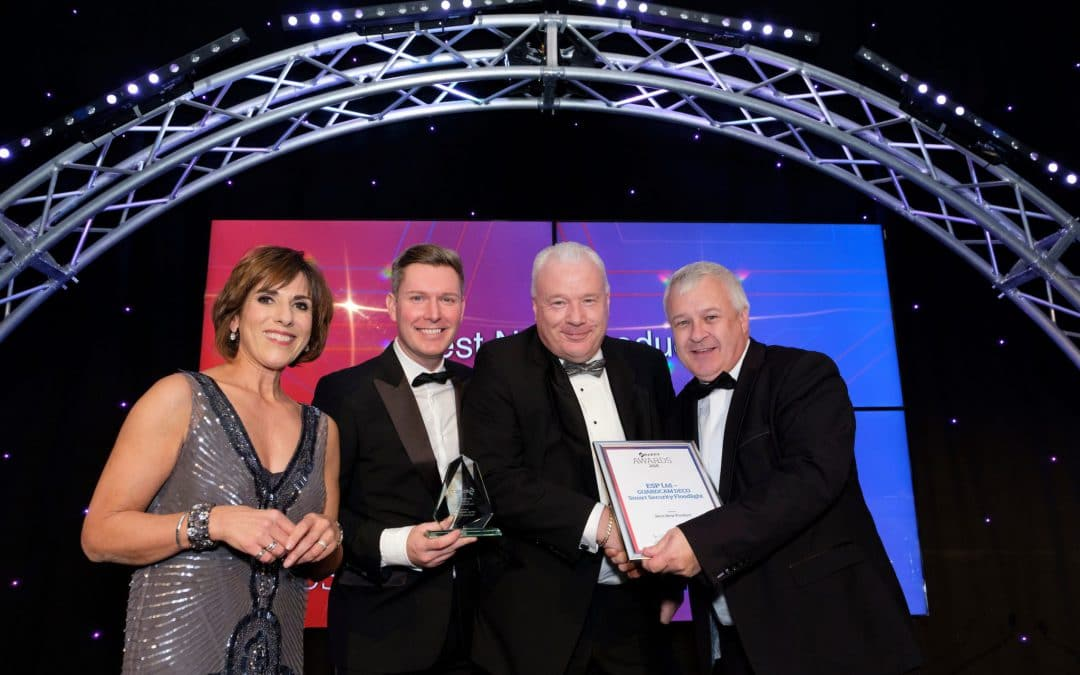 Redditch electrical company scoops SELECT's award for Best New Product