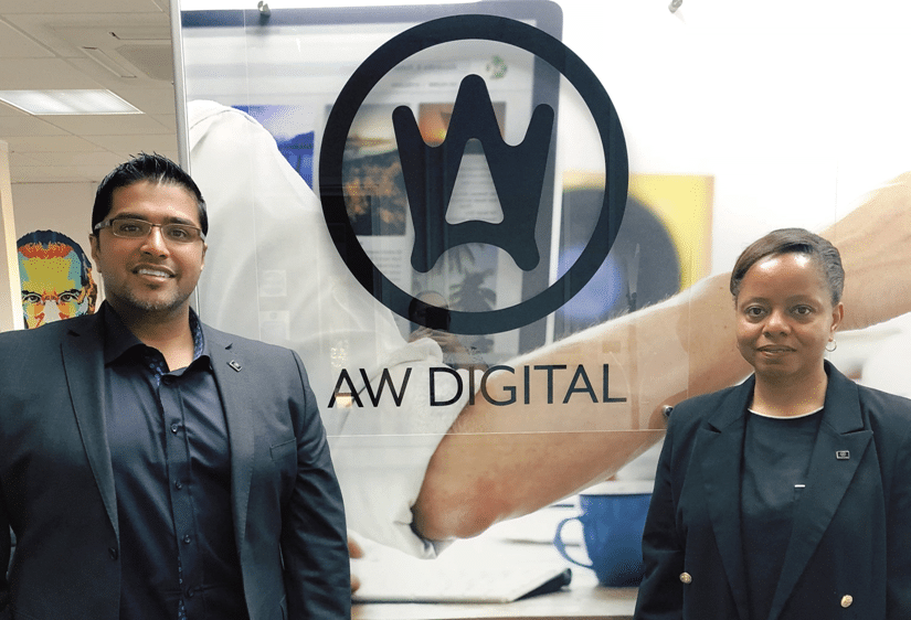 AW Digital in Redditch – a 25 year old start-up!