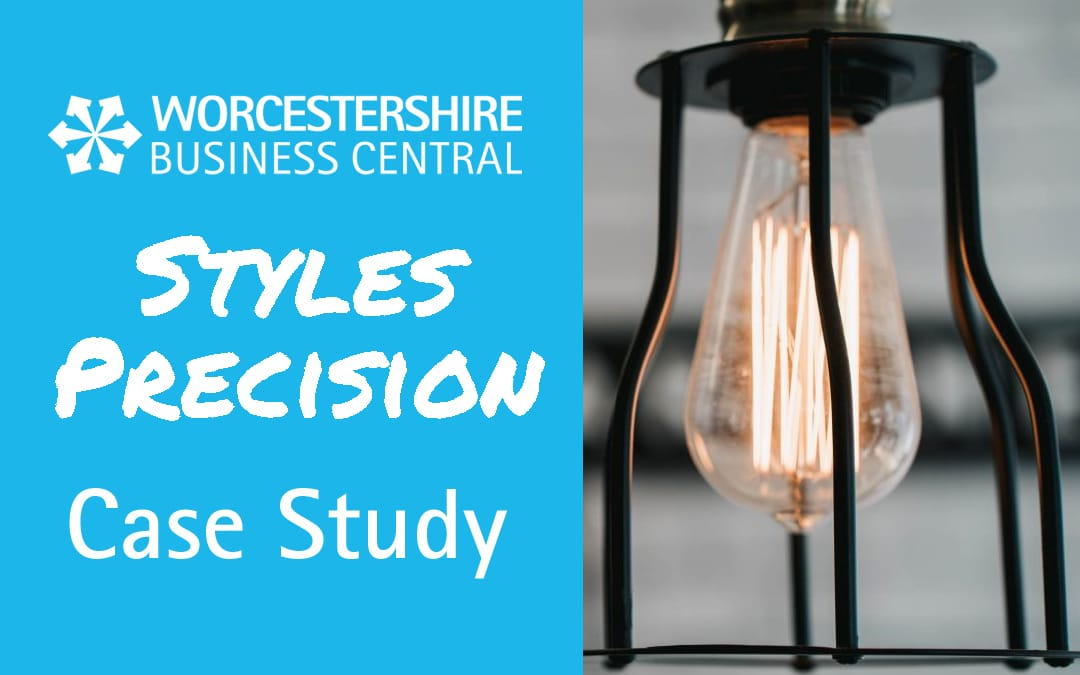 Precision Accelerate Growth with Worcestershire Business Central Support