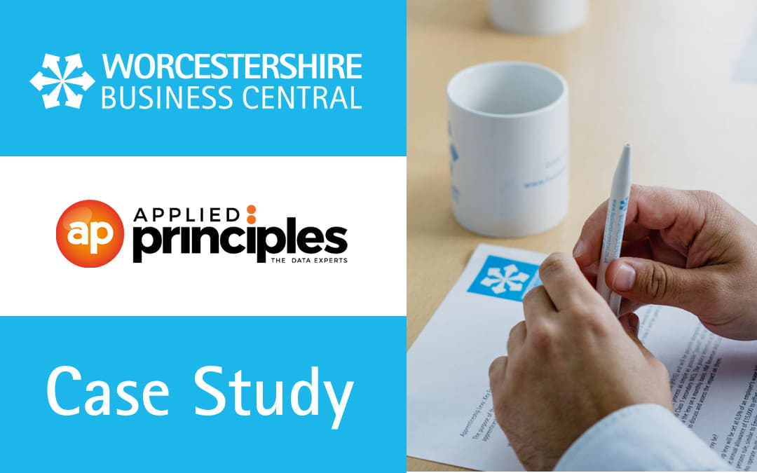 Applied Principles Develop New Software with 'Seamless' Worcestershire Business Central Support