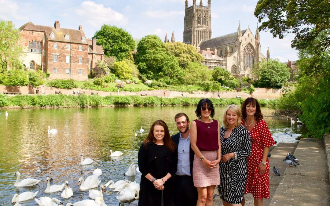 Established Worcester Recruitment Agency in Final Five for 2019 Most Promising New Business Awards