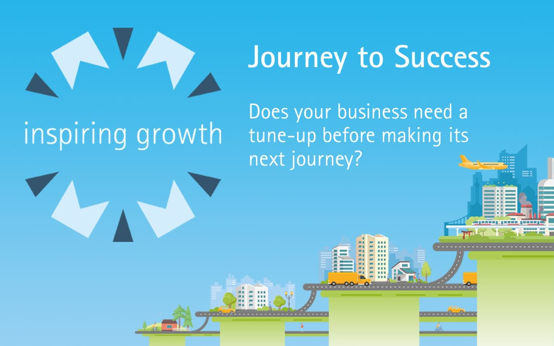 YOUR JOURNEY TO BUSINESS SUCCESS