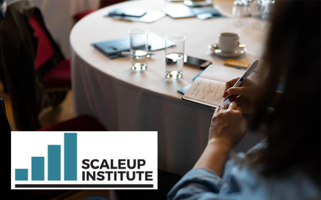 Take Part in the Annual Scaleup Survey 2019