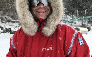 Redditch Businessman's South Pole Charity Challenge