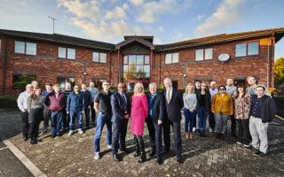 Worcestershire law firm advise on Alcester software firm's employee buy-out deal