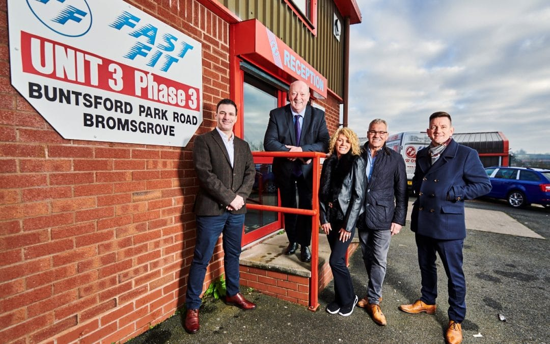 Law firm mfg acts on successful six-figure Fastfit buy-out deal