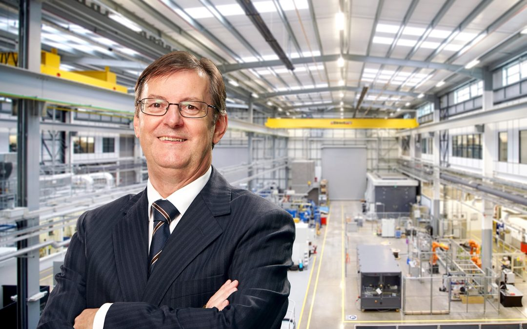 MTC CHIEF EXECTIVE TO HEAD NEW MANUFACTURING RESILIENCE COMMISSION