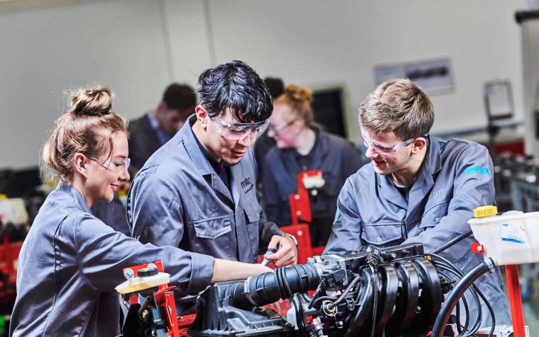 MTC APPRENTICE APPLICATIONS HIT RECORD HIGH