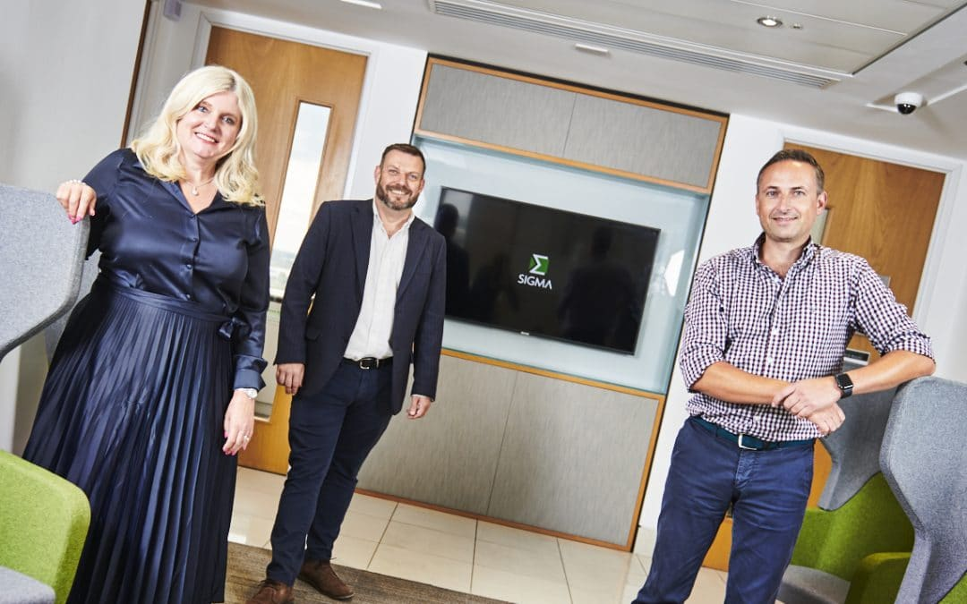 Worcestershire firm Sigma bolsters leadership team with senior appointments
