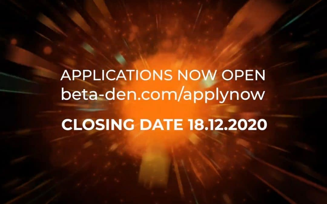 BetaDen launches applications for Cohort 4