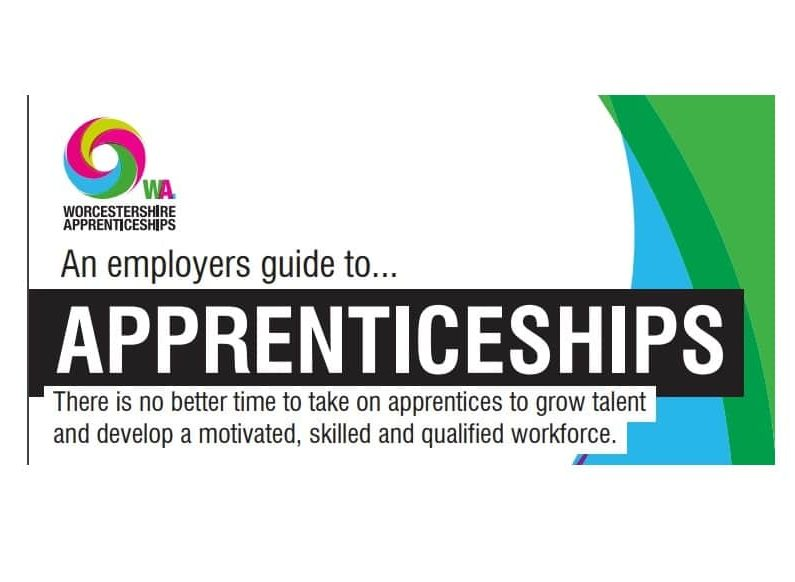 New apprenticeship funding announced for Worcestershire