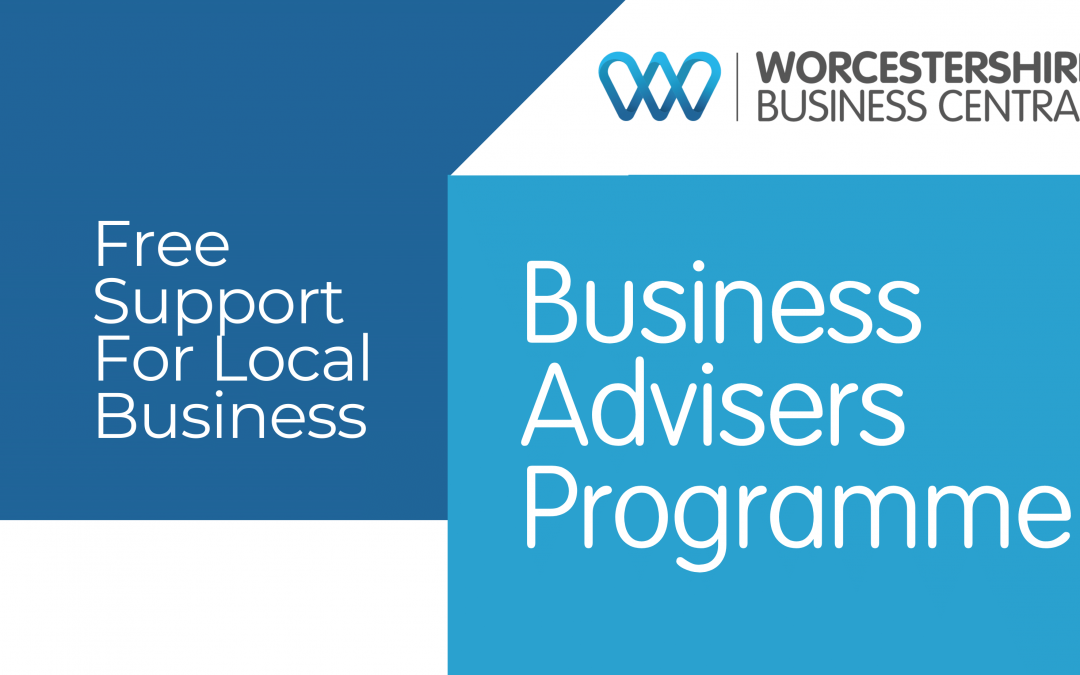 We are inviting you to take part in the Business Advisers Programme