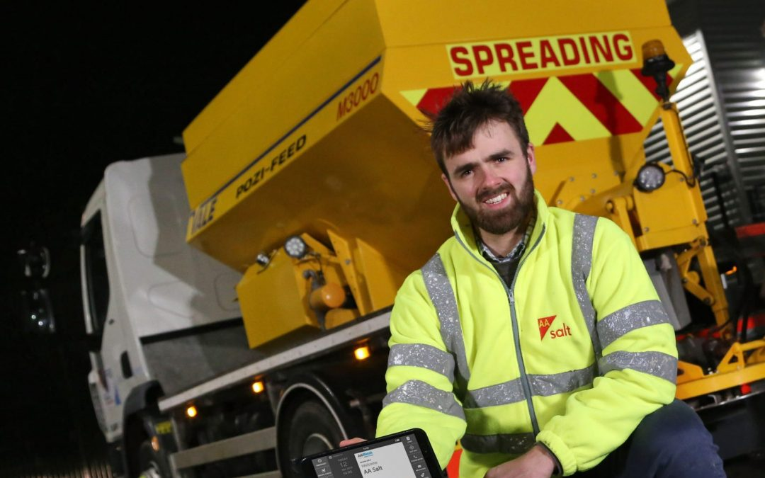 Worcestershire firm AA Salt up for sustainability award
