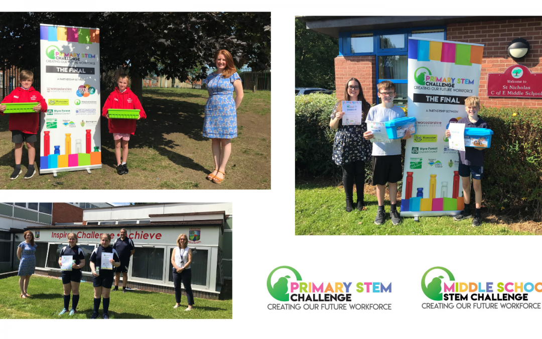 Innovative students celebrated in county STEM Challenges programme