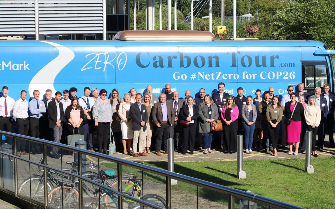 Business Breakfast Event outlines support available to reach Net Zero targets