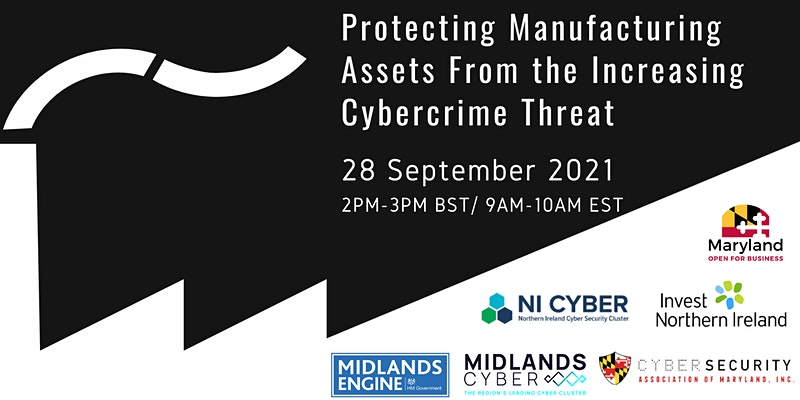 Midlands Cyber to host International panel for Midlands Manufacturing Sector